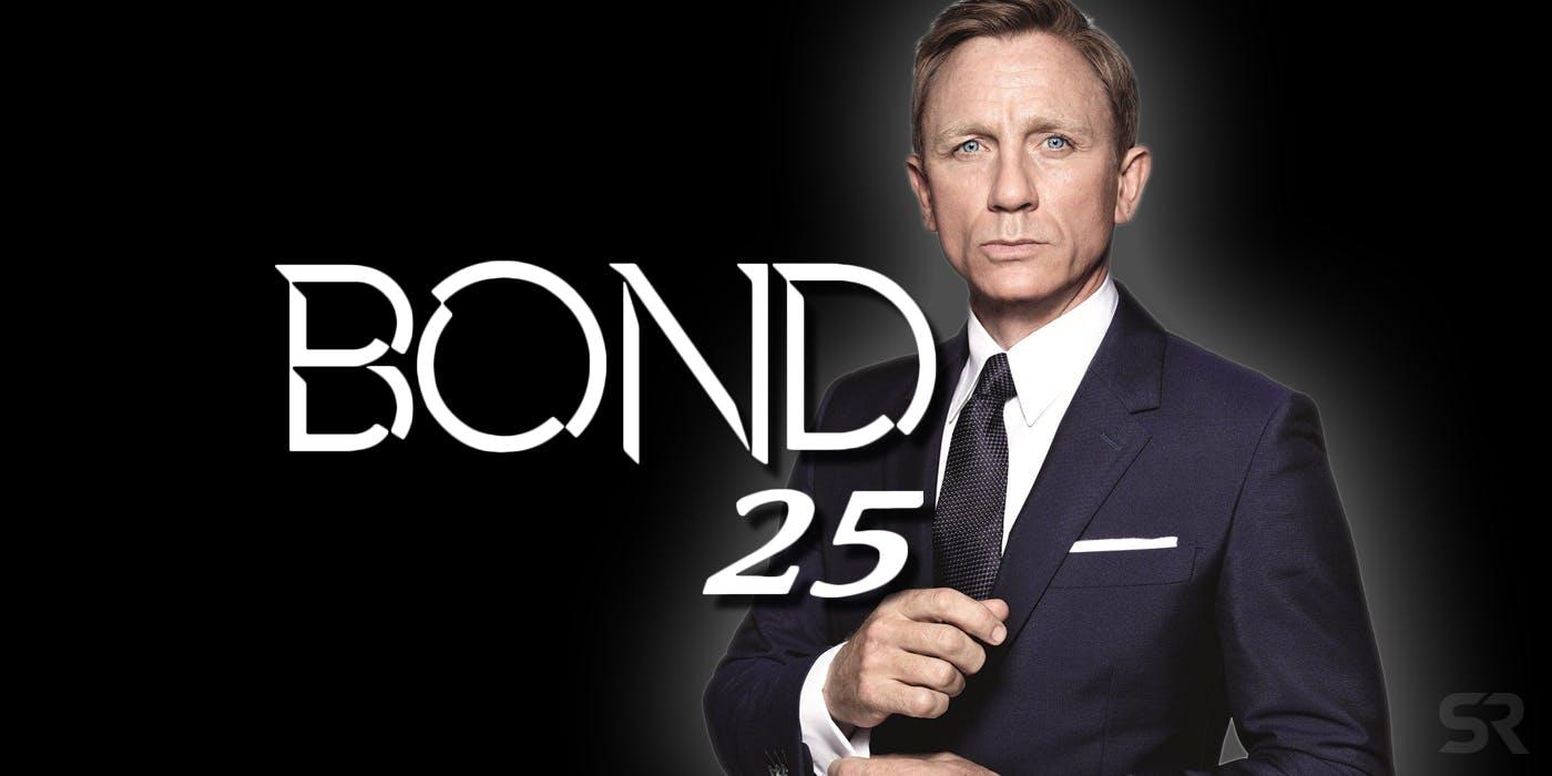 Bond 25 Setindeki İlk Görüntüler ilgi Gördü